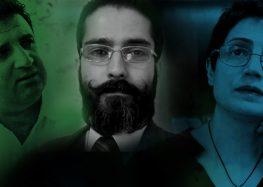 محکومیت سه وکیل حقوق بشر به احکام زندان طولانی مدت در کمتر از یک سال