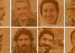 حافظان محیط زیست بازداشتشده در انتظار حکم دادگاه: طرح اتهام «تحصیل مال از طریق نامشروع» برای دریافت حقوق کاری از سازمان ملل