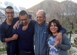 ممنوعالخروجی همسر کاووس سیدامامی دوباره تمدید شد: «هیچکس پاسخگوی وضعیت مادرم نیست»