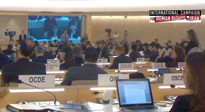 Human Rights Council session.
