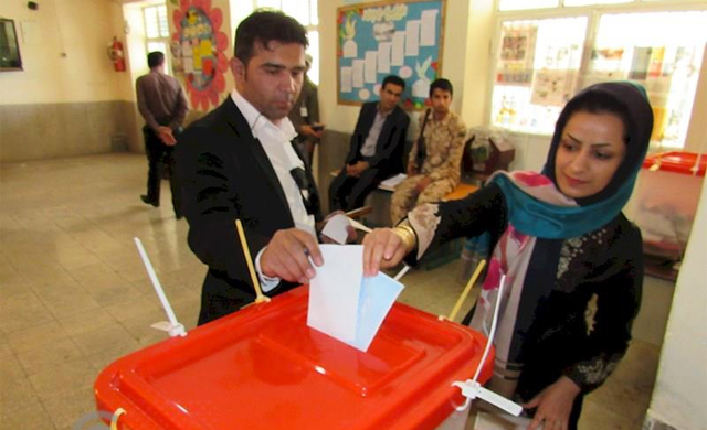 Iran-Election-Voting