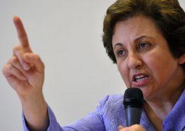 شیرین عبادی در واکنش به بازداشت وکلای دادگستری: متاسفم که کانون وکلا از اعضای خود حمایت نمیکند