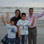 اعتصاب غذای یوسف ندرخانی در زندان اوین در اعتراض به جلوگیری از تحصیل فرزندانش